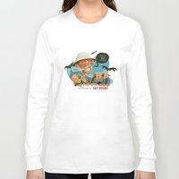 fear and loathing Long Sleeve T-shirts featuring Fear and Loathing in Las Vegas by Danilo Fiocco