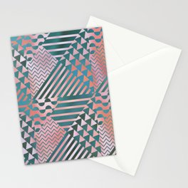 Line Dance Stationery Cards
