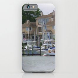 Lewes Canal iPhone Case
