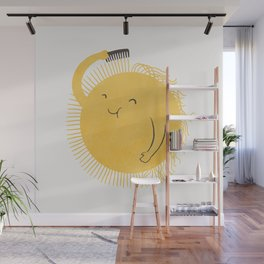 Good Morning, Sunshine Wall Mural