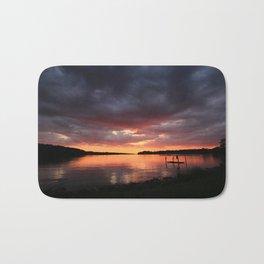 Sunset2 Bath Mat