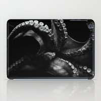 octopus iPad Cases featuring Octopus by Bella Blue Photography