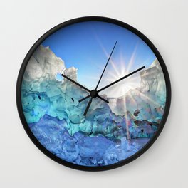 Iceburg Wall Clock