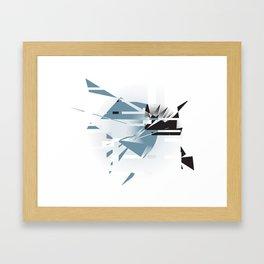 Badaboom! Framed Art Print