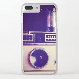 Kodak Instamatic 100 Clear iPhone Case