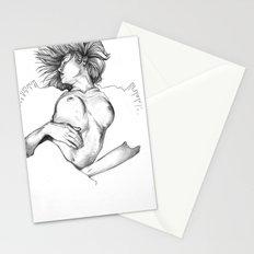 Egon Girl Stationery Cards