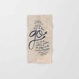 Go Into All The World Hand & Bath Towel