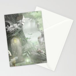 The perfect House Stationery Cards