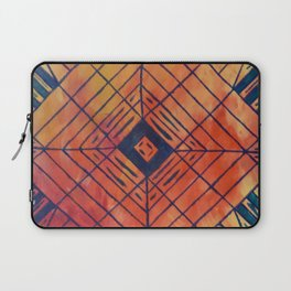 Fire and Ice Laptop Sleeve
