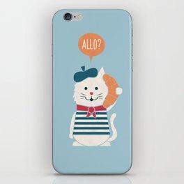 Allo iPhone Skin