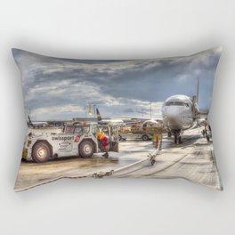 Heathrow Airport London Rectangular Pillow