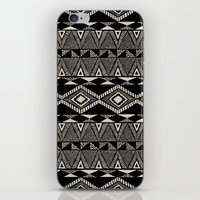 navajo iPhone & iPod Skins featuring Navajo by Stephanie Le Cocq