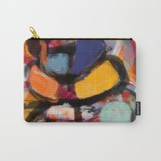 Abstract art expressionist Carry-All Pouch