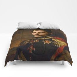 Freddy Mercury Classical Regal General Painting Comforters