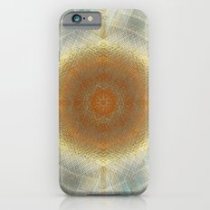 Trendy digital mandala Slim Case iPhone 6s