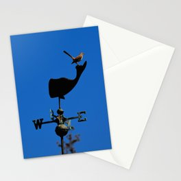 sense of direction Stationery Cards