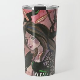 Raven Witch Travel Mug