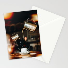 Daily Coffee Stationery Cards
