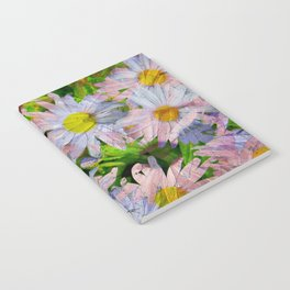 DAISEY MADNESS ABSTRACT  Notebook