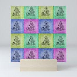 Fairytales 3 Mini Art Print