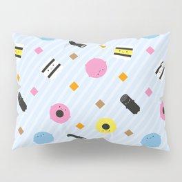 Kawaii Candy Liquorice Allsorts Pillow Sham