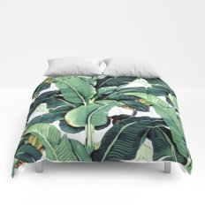 Martinique Print Comforters