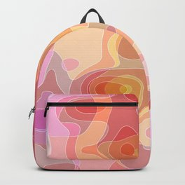 Grooviness Subdued Backpack