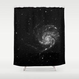 Galaxy Space Stars Universe | Comforter Shower Curtain