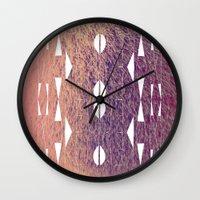 makeup Wall Clocks featuring makeup by alina vasile