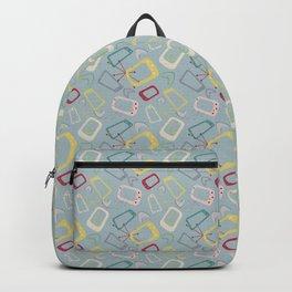 Geometrically 1950 Backpack