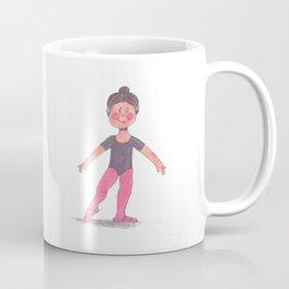 Ballerina 4 Coffee Mug