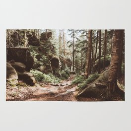 Wild summer - Landscape and Nature Photography Rug