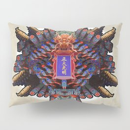 MIXING OF CHINESE FORM (01-fever) Pillow Sham