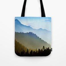 Himalya Fog |||I||| Tote Bag