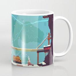 Excavation Coffee Mug