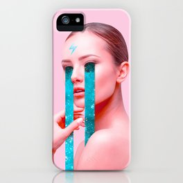 Lustful Mistress iPhone Case