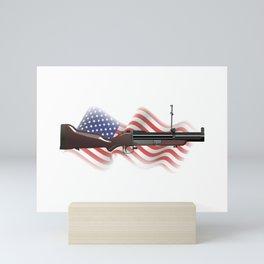 M79 American Grenade Launcher Mini Art Print