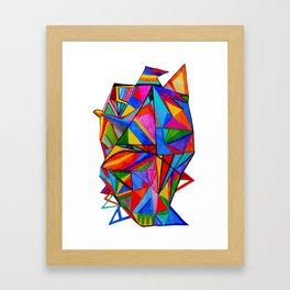 $p!ke$ Framed Art Print