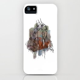Still Feeling Some Kind of Way iPhone Case