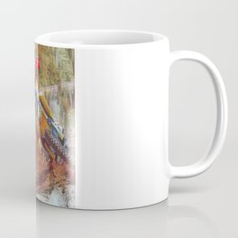 Dirt Man Coffee Mug