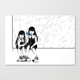 Anomalia Twins Canvas Print