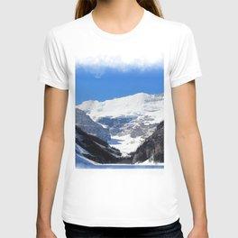 Lake Louise in Banff National Park T-shirt