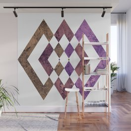 Triangle Wall Mural