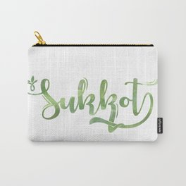 Have a Happy Sukkot Carry-All Pouch