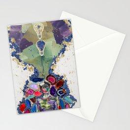 Brainstorm In Negative Stationery Cards