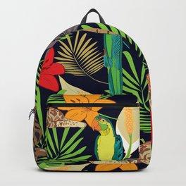Jungle animals of Amazonia Backpack