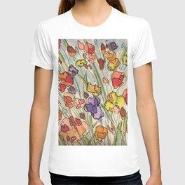 Rainbow Flourish A T-shirt