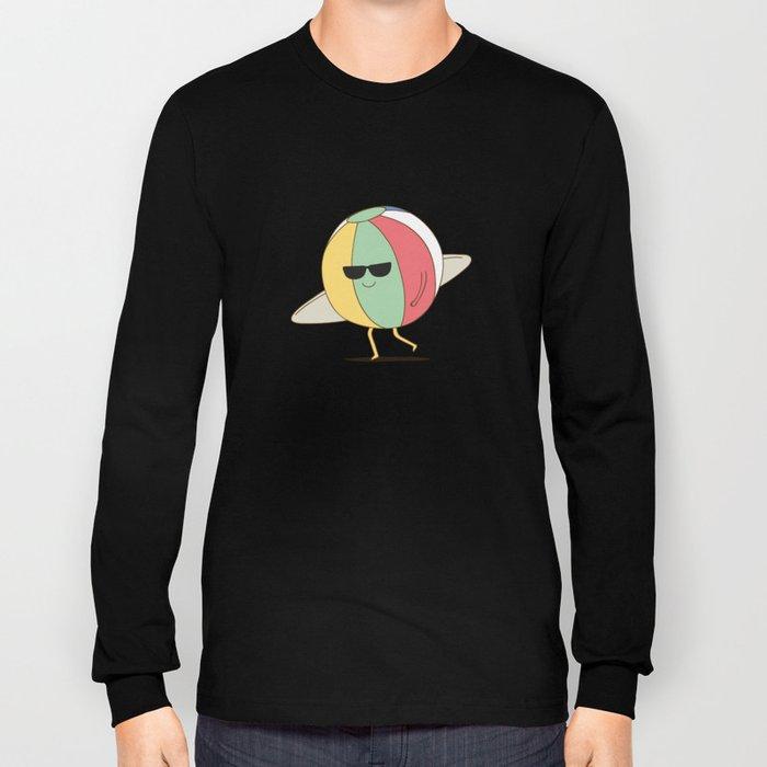 beach ball Long Sleeve T-shirt