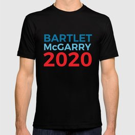 Jed Bartlet Leo McGarry 2020 / The West Wing T-shirt