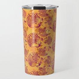 beachcomber home decor textile Travel Mug